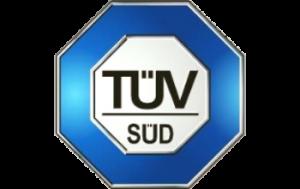 Logo TUV SUD