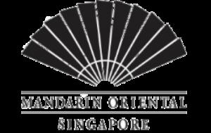 Logo Mandarin Oriental Singapore
